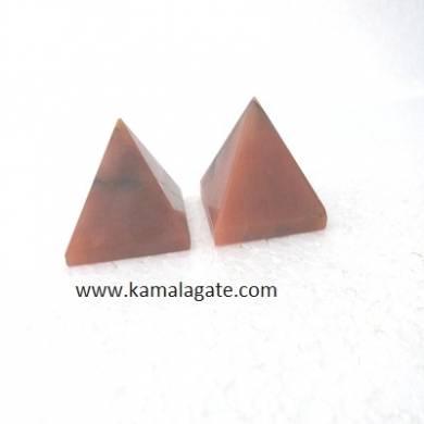 Peach Aventurine Small Pyramid