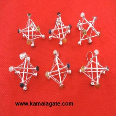 Pentacle Star 3D Pendent