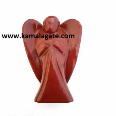 Red Jasper 3 Inch Angel