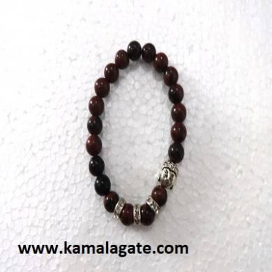 Red Tiger Eye Bhuddha Bracelets