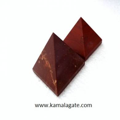 Red Jasper Big Pyramid
