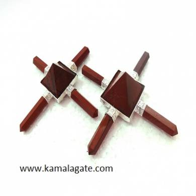 Red Jasper Energy Generators