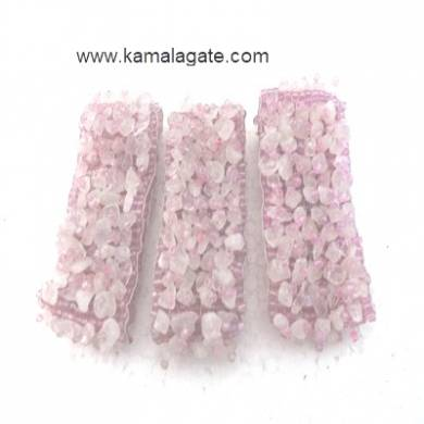 Rose Quartz Bands