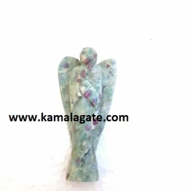 Ruby Fluside 3 Inch Angel