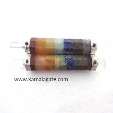 Seven Chakra Healing Sticks (Plain)