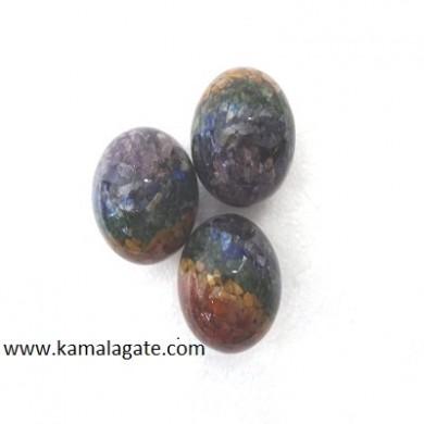 Mix Seven chakra Orgone Balls