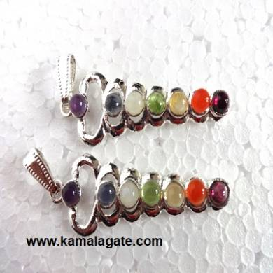 Snake Cabs Pendents