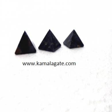 Sodalite Small Pyramid