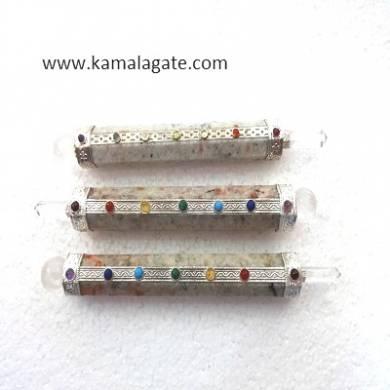 Sunstone Seven Chakra Healing Sticks