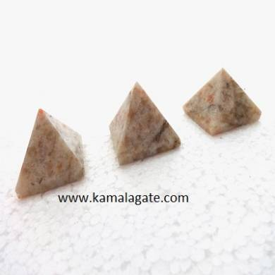 Sunstone Small Pyramid