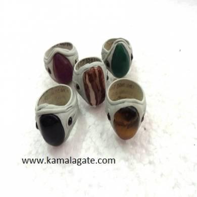 Tibetian Rings Type Two