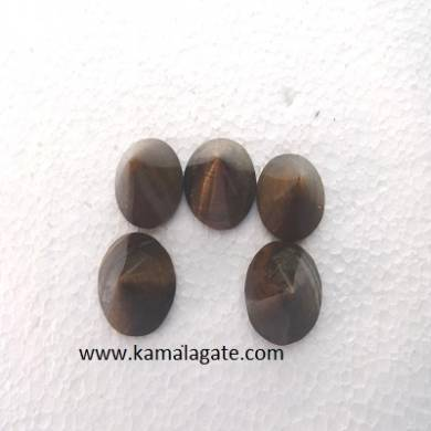 Tiger Eye Conical Pyramid