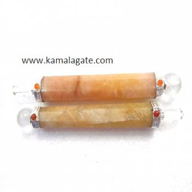 Yellow Aventurine Healing Sticks (Plain)