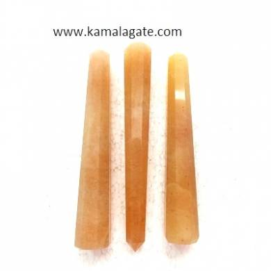 Yellow Aventurine Obelisks