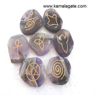 Amethyst  Wiccan Sets