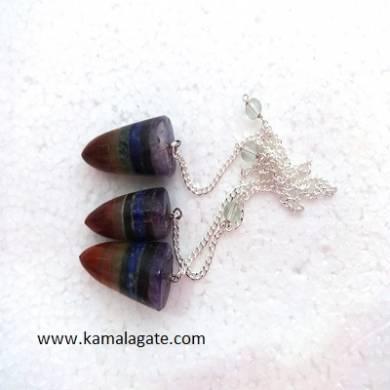 Chakra Bonded Bullets Pendulums