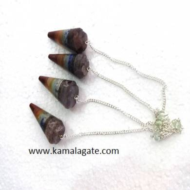 Chakra Bonded Cone Pendulums