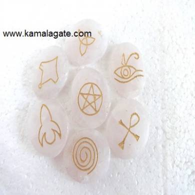 Rose Quartz Wiccan sets